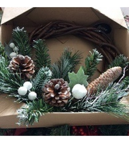 Christmas Wreath NOW ON SPECIAL OFFER   £6.00 Sold out